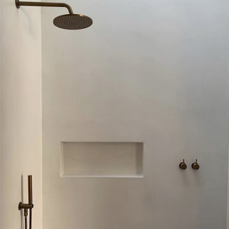Microcement - Wet Room