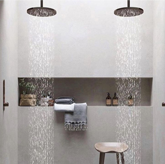 Polished Concrete Floors - Microcement Wetroom